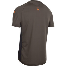 ION Traze AMP Maillot à manches courtes Homme, root brown